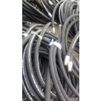 吉林省供应03#钢丝编织而成的13Ⅲ橡胶软管找河北恒宇集团