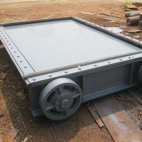 资阳生产PGM平面滑动定轮钢制闸门水利设备厂家