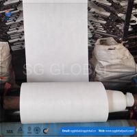 pp塑料编织袋筒料 白色编织布卷 规格齐全 可定制