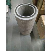 聚酯网折叠式防静电除尘滤芯Ø325*Ø240*660