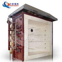 中诺牌建筑构件耐火试验垂直炉_建筑构件耐火试验机厂家热卖
