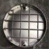 耀恒 大量供应定做圆形不锈钢井盖 单边不锈钢隐形井盖 雨水窖井盖 量大优惠