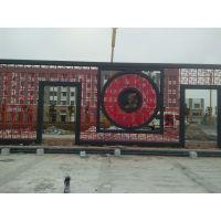 景观标志墙不锈钢雕塑生产厂家供应直销 景观小品