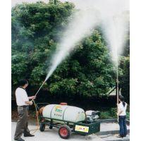苗圃花卉打药喷雾器 喷射里程远的打药机 公路降尘高压喷雾机