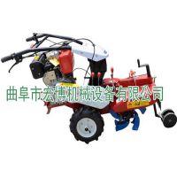 微型旋耕机 汽油微耕机 果园大棚旋耕松土机