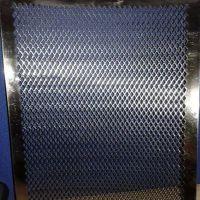 热镀锌钢板网 铁材质拉伸网板