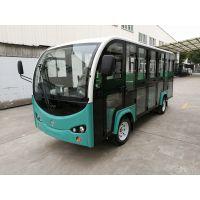 锂电池观光车LK-14座,可以带空调的观光车