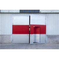 钢质平开门 工业厂房钢大门 GM-3033