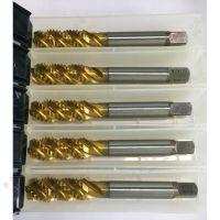 代理进口日本YAMAWA耐磨排屑倒角高性能螺旋螺纹加工丝攻丝锥AU+SP机床数控刀具