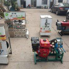 山东信达专业销售杂粮膨化机 小型玉米空心棒膨化机