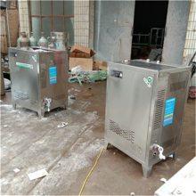不沾底不煮糊蒸豆腐蒸汽机使用说明 山西太原馒头锅炉 大同煮豆浆蒸汽发生器工作原理