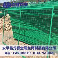 林区防护网 公路隔离栅 工业园区护栏网