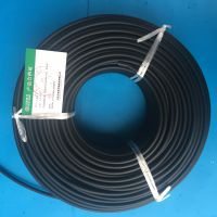TUV CE认证光伏电缆 低烟无卤PV1-F 6mm2电缆