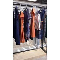 女装批发佧茜文欧美品牌服装折扣店加盟多种款式服装货源走份