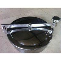天沃 常压人孔 卫生级不锈钢人孔 机加工类型:研磨