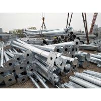 北京房山建华镀锌钢管标志杆厂家直销