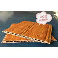 合肥生态木200墙板图片/价格/厂家
