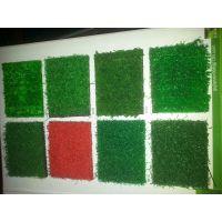 人造草坪 室外安全橡胶地垫