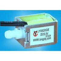 批发电动吸奶器电磁阀放气阀真空泵抽气 LY0520GE