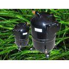 三菱重工空调配件-三菱活塞式制冷压缩机CB150AAD201A012D