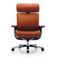 高档真皮办公座椅 联友云NUMEX座椅 豪华高管电脑椅定制