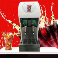 新品可乐机两阀机,方便快捷傻瓜可乐机,餐饮店美食广场专用机器