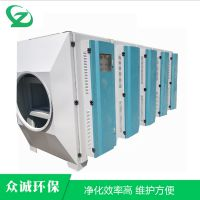 光氧一体机 汽修厂喷漆房专用光氧一体机