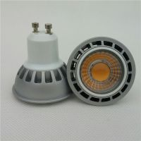 EVAZO LED射灯 GU10灯杯 5W调光晶元COB射灯 CE认证