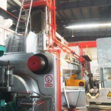 无锡铝型材挤压机生产线意美德制造销售全套生产铝合金型材的挤压设备型号齐全