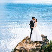 厦门三亚普吉岛全球旅拍婚纱照摄影服务彩画蝶皇家丽人婚纱摄影