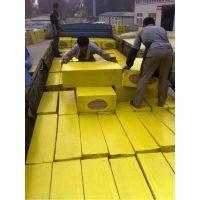 国标岩棉保温板。吸音隔热板屋面板