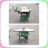 三合一木工电刨子 家具制造用 小型刨床木工开榫眼设备