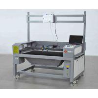 镭能自动投影激光切割机 商标 鞋具 飞织 织唛 印标 都适合的1560切割机