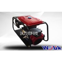 沃力克 WL1750高压疏通机(汽油) 暖气管道、工业管道等清淤疏通除垢!