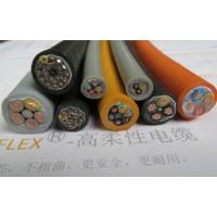 供应达柔牌 /超五类聚氨酯拖链网线/PUR聚氨酯拖链网线/CU材质