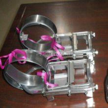 供应江苏蒸汽管道周长蠕变测量尺φ529 高温高压蠕变测量钢带尺