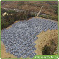 地面铝合金太阳能支架厂家