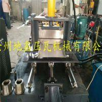 地鑫围挡设备直销厂供应交通围挡机 278型号