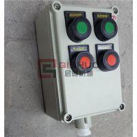 事故风机防爆控制按钮箱