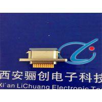 骊创热卖矩形连接器矩形连接器J30J-21ZKSL-A插座
