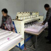 棉被绗缝机 大棚棉被直绗机 哪里卖的好