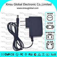 12V1A监控录像电源,FCC认证,ic方案,VI级能效,12V1A电源适配器
