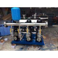 厂家直销伟泉牌WFGW300/140-2D无负压变调调速供水设备