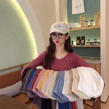 便宜时尚女装毛衣库存杂款尾货女士羊毛衫韩版女士套头毛衣批发