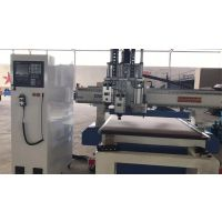 十堰高密度纤维板材全屋定制板式家具生产线 济南中华神工开料机