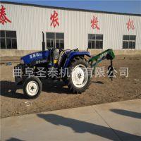 挖坑机 大型后置式挖坑设备专卖 高效植树车载式地钻机