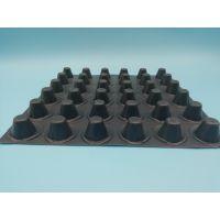 阳泉塑料排水板阳泉塑料排水带屋顶花园hips排水板怎么施工