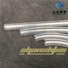 耐高压气动软管 pu气管批发 透明输水软管