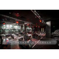 郑州健身房专业装修设计公司,健身房专业装修设计效果图