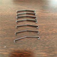 金裕江苏 弹簧挂件 弹片 锰钢弹片 陶土板挂件专用弹簧片厂家
